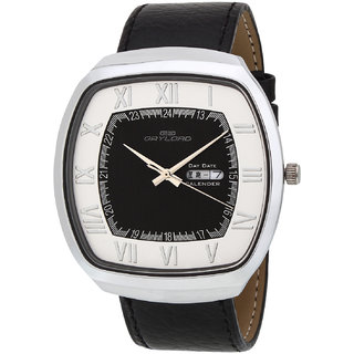DAY DATE FORMAL GAYLORD WATCH GL1027SL02
