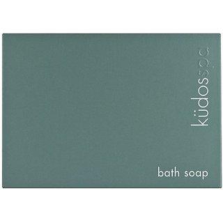 Kudos Spa Bath Soap Bar Lot Of 12 Each 2oz Bars. Total of 24oz