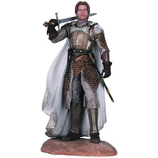 Game Of Thrones Jaime Lannister Figure - Games Of Thrones