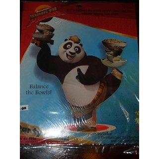Kung Fu Panda Party Game (1ct)