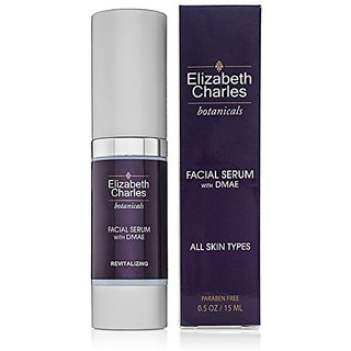 Elizabeth Charles Beauty-Facial Serum with DMAE-Organic Skin Care Products-DMAE Serum for Glowing Skin-Best Anti Wrinkle