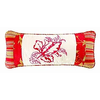 C&F Enterprises 89507.820 Rossa Embroidered Pillow, 8-Inch by 20-Inch