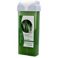 Roll-On HOT Depilatory Wax Cartridge ALOE VERA Heater Waxing Hair Removal Salon