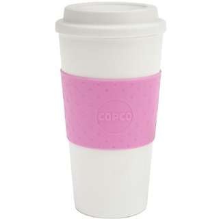 Copco 2510-9920 Acadia Travel Mug, 16-Ounce, Bubble Gum