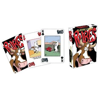 Rubes Playing Cards