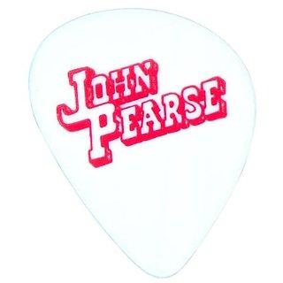 John Pearse STUDIO-THIN Guitar Picks, Red