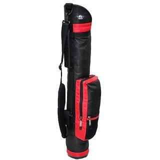 RJ Sports SUN02 Golf Bag, Red