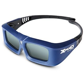 59be2f8816 Xpand Dlp Link Active Shutter 3D Glasses With 1 Battery available at  ShopClues for Rs.