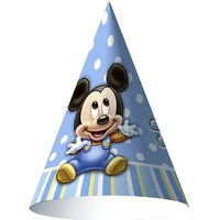 Mickey Mouse Party - MickeyS 1St Birthday Party Hats -