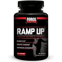 Force Factor Ramp Up Fat Burner Capsules - 0.25 Pounds