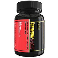 Man Sports Nutrition Yohimbine Hci 60 Caps