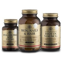 Solgar Hair Skin And Nails MSM With Biotin (Vitamin B7)