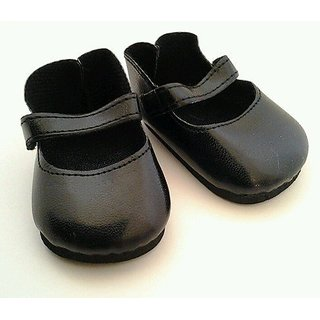 5fbf38001176 Buy BLACK MATTE MARY JANES DOLL SHOES FOR 18 INCH AMERICAN GIRL DOLLS  Online   ₹1810 from ShopClues