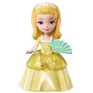 Disney Sofia the First 3 Inch Action Figure Princess Amber