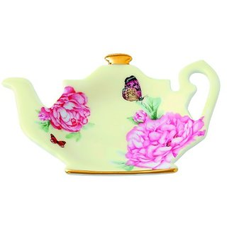 Royal Albert Joy Tea Tip Coaster Designed by Miranda Kerr