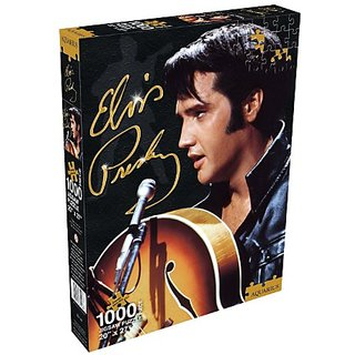 Elvis 68 1000 Piece Jigsaw Puzzle