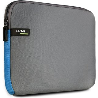 Gizga Essentials 7-Inch Tablet Sleeve (Grey-Blue)