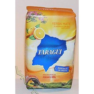 Yerba Mate - 500Gr/17.6 Oz Bag - Variety Flavors And Brands - Variedad De Marcas - Taragui - Orange