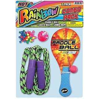 Ja-Ru Rainbow Combo Party Favor Bundle Pack