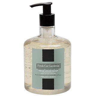 LAFCO House & Home True Liquid Hand Soap, Fresh Cut Gardenia 15 fl oz