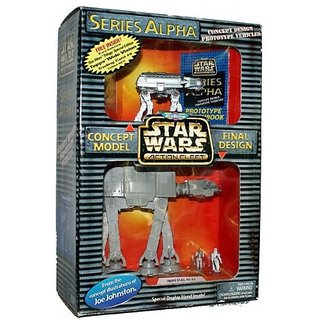 Star Wars Micro Machines Action Fleet Series Alpha Imperial AT-AT