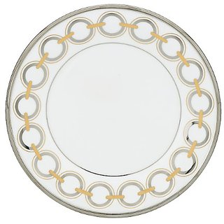 Lenox Solitaire Links Accent Plate