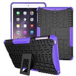 iPad Mini Case, iPad Mini 2&3 Case, Lightweight Case Shock Absorbing [Soft TPU + Hard PC Shell] Dual Layer Hybrid Bumper