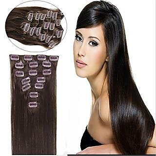 Straight Remy Human Hair Extensions 24 Colors for Your Choose in 15inch   167166e51
