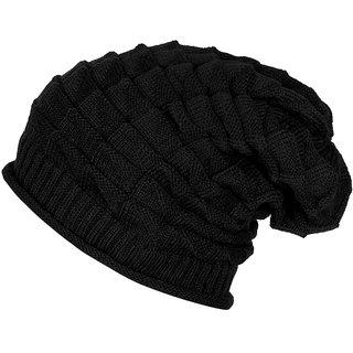 Buy Woolen Beanie Cap Online   ₹299 from ShopClues e1e40d2cab0