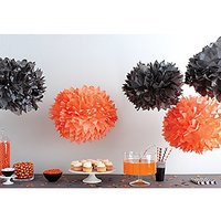 Martha Stewart Crafts Spooky Night Ombre Pom Pom Kit, 4