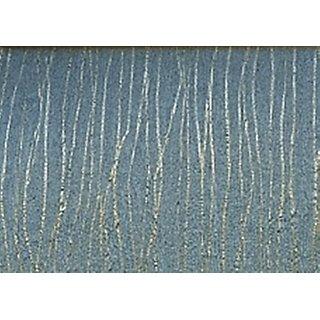 York Wallcoverings HT2008 York Textures Tinsel Wallpaper, Teal