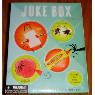 Joke Box, Trick Your Family & Friends