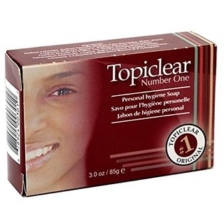 Topiclear Number One Soap 3Oz. Boxed (3 Pack)