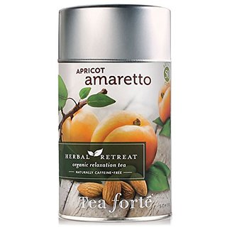 Tea Forte Loose Leaf Tea Canister-Apricot Amaretto