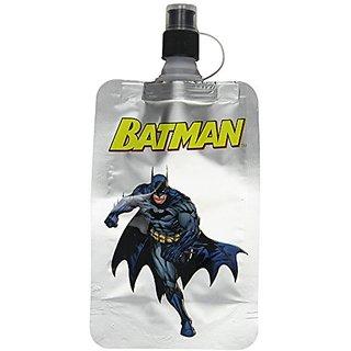 Sharkskinzz Water Bottle Set, Batman Running, 7.5 Ounce, 3-Count