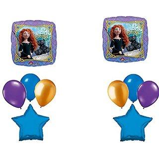 Disney Brave Birthday Party Balloon Kit