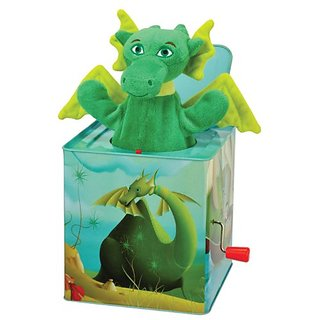 Puff, The Magic Dragon: Jack in The Box