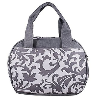 Reusable Polyester Insulated Lunch Bag - 10