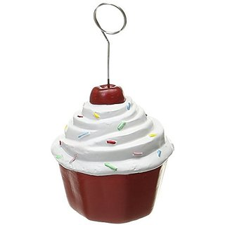 Beistle 50775 Cupcake Photo Balloon Holder