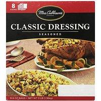 Mrs. Cubbison S Classing Dressing - Seasoned Stuffing - 8 / 6Oz Pouches