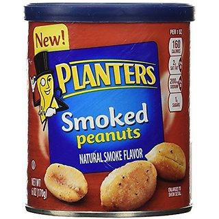 Planters Peanuts Smoked