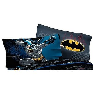 Batman Guardian Speed Pillowcase