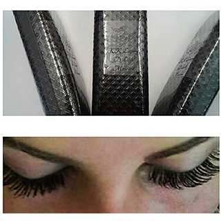 K K Luxury 3D Fiber Lash Extention Mascara W/Luxury Eyeliner Bundle Closeout Deal