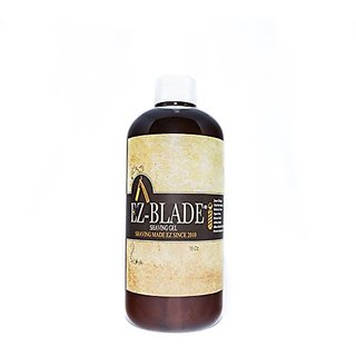 EZ-BLADE Shaving Gel 16 oz Best shaving gel for for men shave oil based