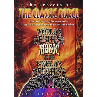 MMS The Classic Force (Worlds Greatest Magic) - DVD