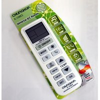 Universal Ac Air Conditioner Remote Control LCD