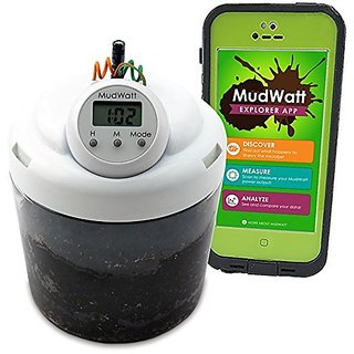 MudWatt - Grow your own living fuel cell - Classic STEM Kit