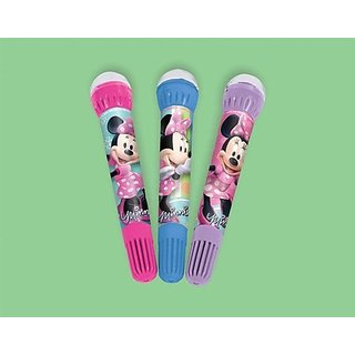 3-Piece Minnie Mouse Roller Stamps