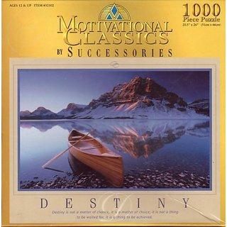 Motivational Classics By Successories Destiny 550 Piece Puzzle