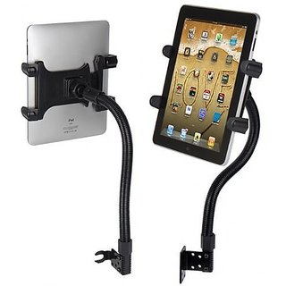 Jarv Adjustable Seat Bolt Car Mount Hands-free Tablet Holder for Apple iPad Pro, Air, Mini / Samsung Galaxy Note, Tab /